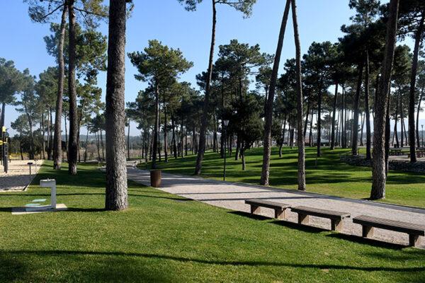 Parque Augusto Pólvora